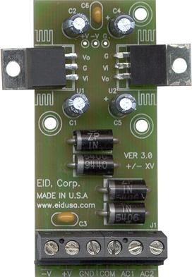 Electronic Kits 12vdc Amp 5vdc